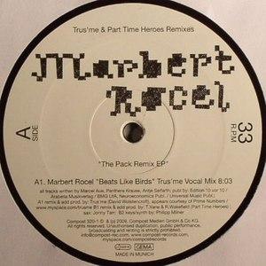 marbert rocel альбом The Pack Remix EP