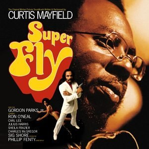 Curtis Mayfield альбом Superfly: Deluxe 25th Anniversary Edition