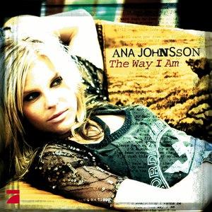 Ana Johnsson альбом The Way I Am