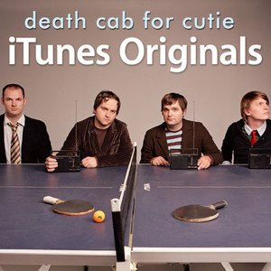Death Cab For Cutie альбом iTunes Originals