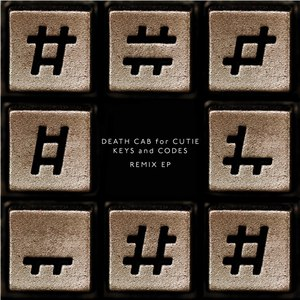 Death Cab For Cutie альбом Keys And Codes Remix EP