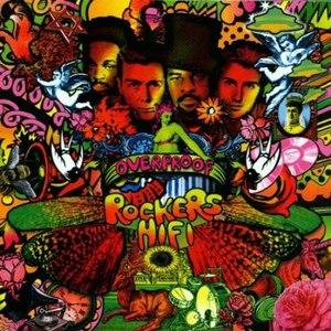 Rockers Hi-Fi альбом Overproof