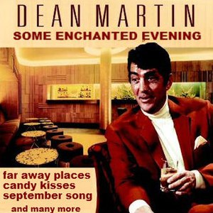 Dean Martin альбом Some Enchanted Evening