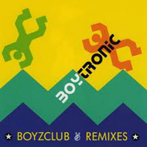 Boytronic альбом Boyzclub Remixes