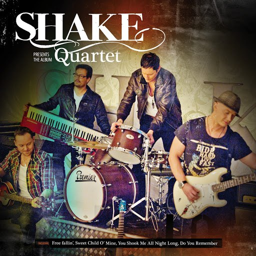 shake альбом Quartet
