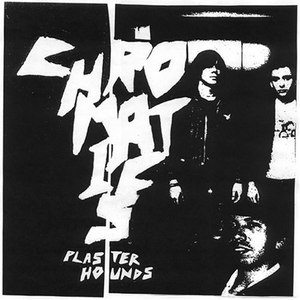 Chromatics альбом Plaster Hounds
