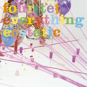 Four Tet альбом Everything Ecstatic