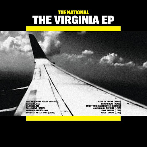 The National альбом A Skin, A Night + The Virginia EP