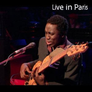 Richard Bona альбом Live in Paris