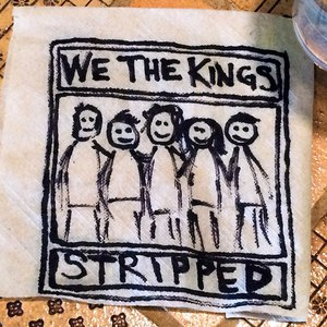 We The Kings альбом Stripped