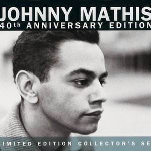 Johnny Mathis альбом 40th Anniversary Edition (Slipcase 4-pack)