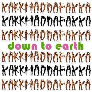 Kakkmaddafakka альбом Down to Earth