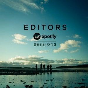 Editors альбом Spotify Session