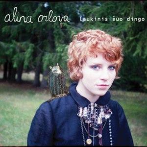 Alina Orlova альбом Laukinis suo dingo