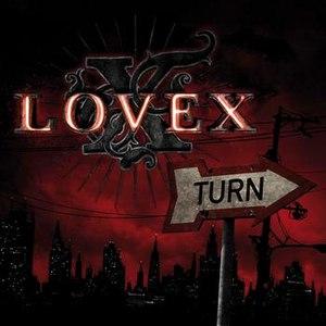 Lovex альбом Turn