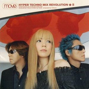 M.O.V.E альбом Hyper Techno Mix Revolution II