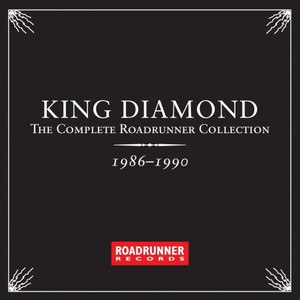 King Diamond альбом The Complete Roadrunner Collection 1986-1990