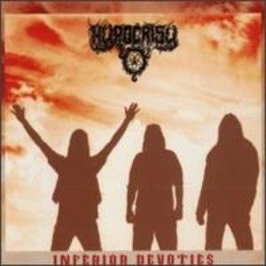 Hypocrisy альбом Inferior devoties