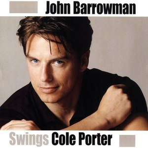 John Barrowman альбом Swings Cole Porter