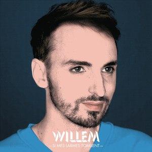 Christophe Willem альбом Si Mes Larmes Tombent