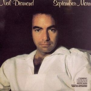 Neil Diamond альбом September Morn