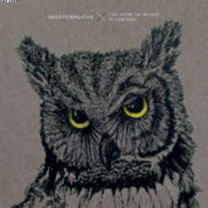 Needtobreathe альбом Live From the Woods