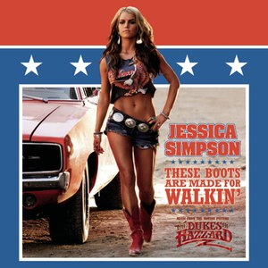 Jessica Simpson альбом These Boots Are Made For Walkin' (Remix 4 Pak)