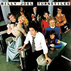 Billy Joel альбом Turnstiles