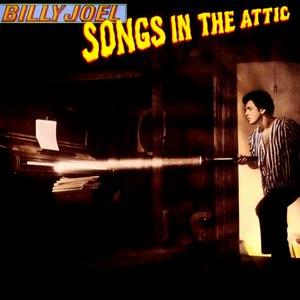Billy Joel альбом Songs In The Attic