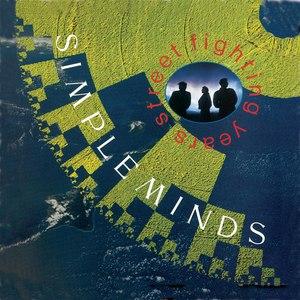 Simple Minds альбом Street Fighting Years