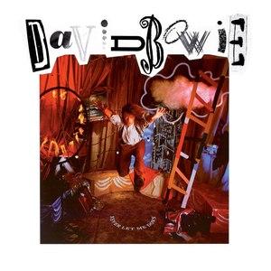 David Bowie альбом Never Let Me Down