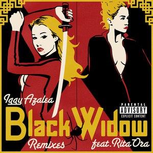 Iggy Azalea альбом Black Widow (Remixes)