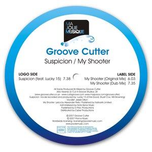 Groove Cutter альбом Suspicion / My Shooter