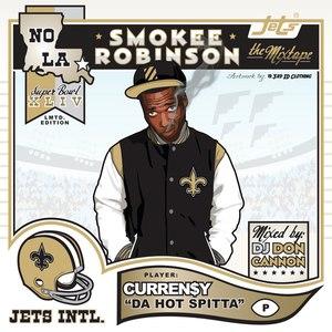 Curren$y альбом Smokee Robinson