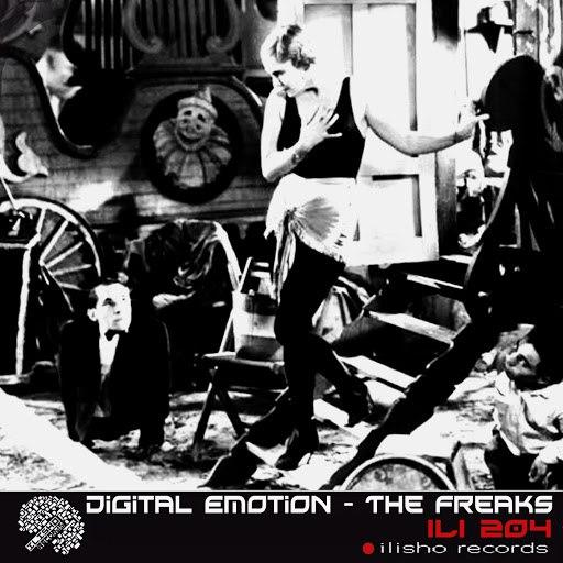 Digital Emotion альбом The Freaks