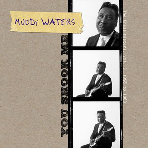 Muddy Waters альбом You Shook Me - The Chess Masters, Vol. 3, 1958 to 1963