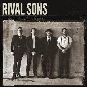 Rival Sons альбом Great Western Valkyrie (Tour Edition)