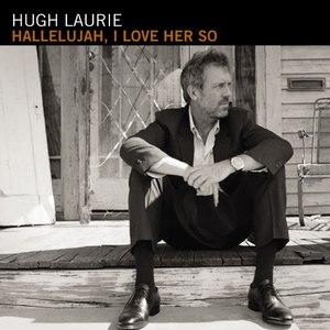 Hugh Laurie альбом Hallelujah, I Love Her So