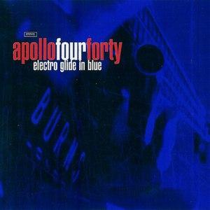 Apollo 440 альбом Electro Glide In Blue