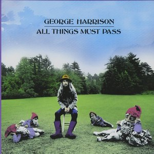George Harrison альбом All Things Must Pass (Remastered)