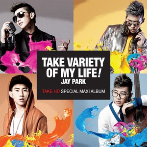 Jay Park альбом Take HD Special Maxi Album