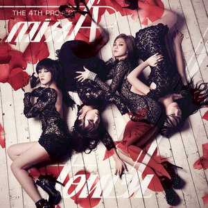 miss A альбом Touch (The 4th Project Touch) - EP