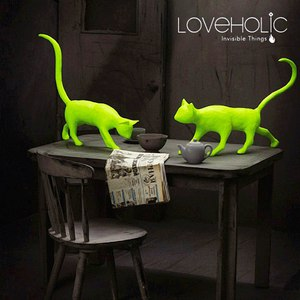 Loveholic альбом Invisible Things
