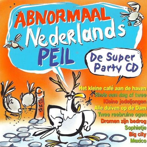 Divers альбом Abnormaal Nederlands Peil