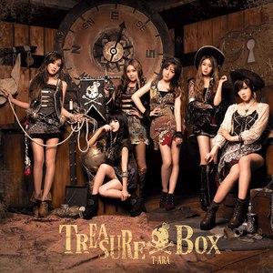 T-ara альбом Treasure Box