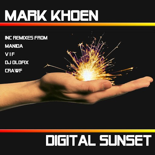 Mark Khoen альбом Digital Sunset