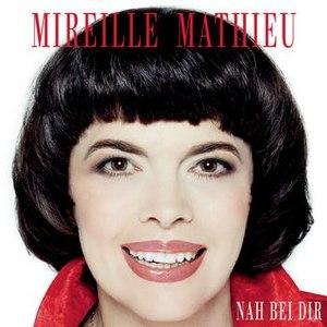 Mireille Mathieu альбом Nah bei dir