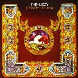 Thin Lizzy альбом Johnny the Fox