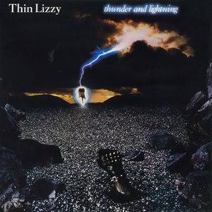 Thin Lizzy альбом Thunder and Lightning