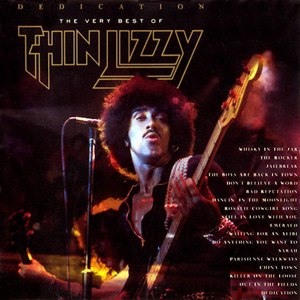 Thin Lizzy альбом Dedication: The Very Best Of Thin Lizzy